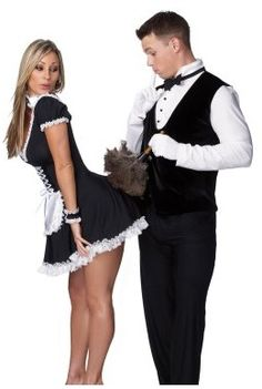 Sexy costumes for couples
