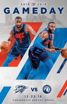 Oklahoma City Thunder Content on Behance Ui Ux Design, Ad Design, Cover Design, Brochure Design, Design Ideas, Sports Graphic Design, Graphic Design Posters, Graphic Design Inspiration, Sport Design