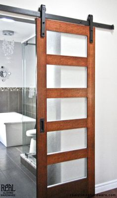 sliding-bathroom-door-horizontal-glass-J4129