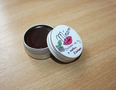 Kiss a Bee: DIY: Balzám k sežrání (kakao-máta-med)