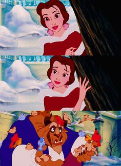 Belle - Beauty and the Beast 1991