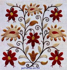 CD ROM Title: DMC Yugoslavia Embroideries. Contains 46 pages of color designs in PDF file format. Instructions are in French. Click the image to go to our ebay listing.