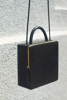 Building Block Structural Box Bag #Refinery29 $450