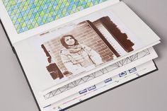 Tânia Frade — diário gráfico; 2014. #alquimiadacor #designeproduçãográfica #cadernográfico #graphicdiary #design #fotografia #photography