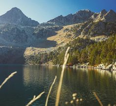 Hiking day. Lake Gerber.  #travel #carameltrail #spain #pyrenees #aranvalley #lake #gerber #totalrelax