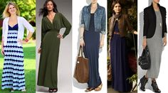 how to use maxi dress in autumn | How to wear a maxi dress this fall