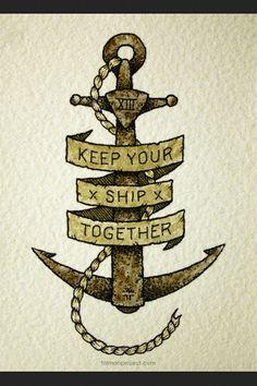 Nautical Themed