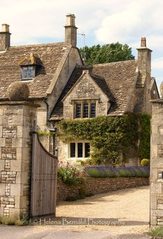 I love this look!! I want to build a new house with the old world style! The Swenglish Home