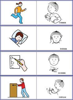 Acciones en LSE 2   Lengua de Signos Española
