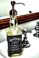 bottle soap dispenser
