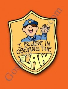 OBEY LAW: Primary CTR-A, Lesson 31, Primary 2 manual, I Will Obey the Law, Primary Lesson Helps, family home evening, Sunday Savers book or ...