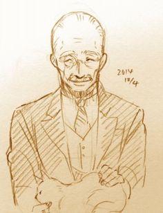 Tanaka, Official Art