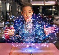 Brian Greene 'The Fabric of the Cosmos' on PBS's 'Nova' - Review - NYTimes.com