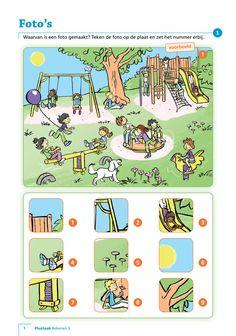 Inkijkexemplaar plustaak rekenen 3 werkboek Play To Learn, School Humor, 5 Year Olds, Teaching Math, Homeschool, Infant, 1, Teacher, Learning