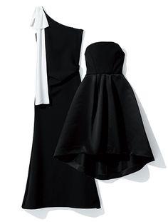 ヨーコ チャンのドレス