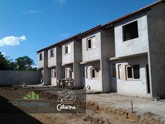 PERSONALIZE  Quer sua fachada com cor diferente?  Temos opções!   #casas #novas #Itaboraí #ResidencialCatarina