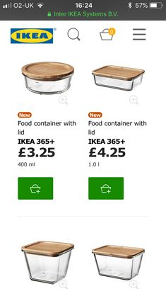 Ikea New, Food Containers, Kitchen Utensils, New Recipes, Diy Kitchen Appliances, Kitchen Gadgets, Kitchen Tools, Kitchen Essentials, Utensils