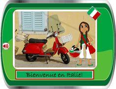 French for Children / Français Pour Les Enfants - All About Italy