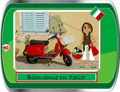 French for Children / Français Pour Les Enfants - All About Italy