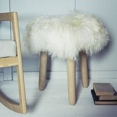 Lovely stool from rowenandwren - also comes as a cushion