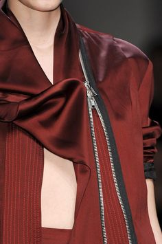 Haider Ackermann Fall 2009 - Details