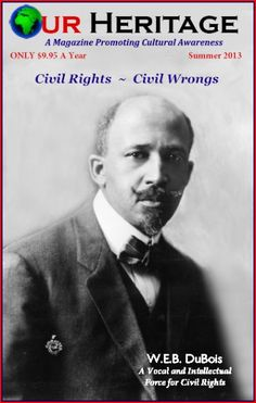 w e b dubois   Road to Remembrance: Civil Rights and Building the ALCAN Highway