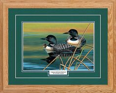 Northern Promotions Framed Art - Calm Reflections by Cynthie Fisher | Bass Pro Shops