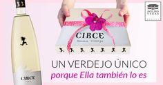 """Sorteamos 12 lotes compuestos por una botella de Circe y una caja de """"Circitos"""""""