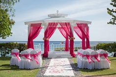 Join us for a wedding of a lifetime at Dreams La Romana. From the color scheme to the reception - we can make your dream day become a reality. 2017 Bridal, Bridal Show, Wedding 2017, Wedding Blog, Our Wedding, Wedding Ceremony Decorations, Ceremony Backdrop, Dreams Resorts, Dominican Republic Wedding