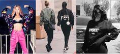 Todos deportivos con la moda del Athleisure Style. Las claves para llevar la tendencia sport deluxe http://bcncoolhunter.com/2016/09/moda-athleisure-style-tendencia-sport-deluxe/ #athleisurestyle #kandaljenner #gigiHadid