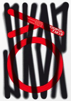 Felix Pfäffli Südpol Skor Oy #poster #graphicdesign