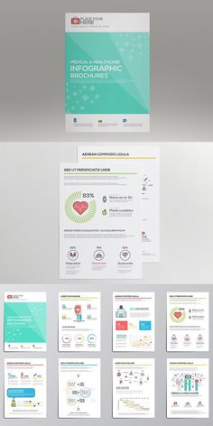Medical Infographics. Business Infographic. $9.00