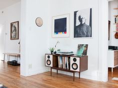 Hifi-Console by Department Chicago
