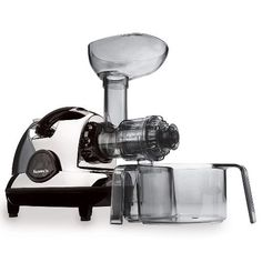 Shop Kuvings NJE Series Masticating Slow Juicer Chrome at Best Buy. Find low everyday prices and buy online for delivery or in-store pick-up. Specialty Appliances, Small Appliances, Kitchen Appliances, Kitchen Gadgets, Best Masticating Juicer, Juicer Reviews, Citrus Juicer, Cooking Utensils, Kitchen Aid Mixer