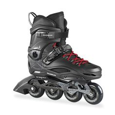 ceccf297236 Rollerblade RB 80 Skates Black 27 *** Learn more by visiting the image link.