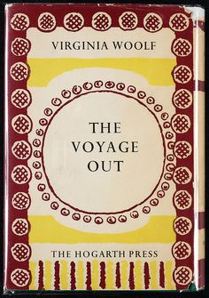 The Voyage Out by Virginia Woolf (1915)