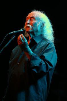 David Crosby played his new solo record from start to finish Monday at the first of a sold-out two-night stand at City Winery. City Winery, Age Of Aquarius, Old Singers, Chicago Tribune, Night Stand, Comfort Zone, News Songs, 20 Years, Bring It On