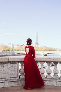 View photos in Paris Pre-Wedding Photoshoot At Notre Dame, Square Jean XXIII And Carousel By The Eiffel Tower. Outdoor Preweddingby DL, wedding photographer in P Pont Paris, Pre Wedding Photoshoot, Carousel, View Photos, Notre Dame, Tower, Formal Dresses, Fashion, Trends