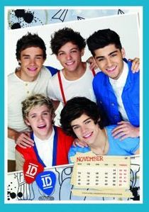 One Direction in their 2013 Calender Photo Shoot..... (I got the 2013 calendar and this was not on it.... Is there another one??) 1D 1D 1D <3 <3 <3