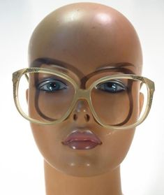 079861c4aed ... France Pearlescent Lucite Rhinestone Oversized Eyeglass Frames    Stendahl. Curated Vintage · Vintage Sunglasses   Eyeglasses · Vintage Laura  Biagiotti ...