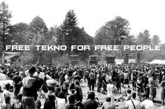 Free tekno for free people