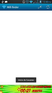 Wifi password recovery - screenshot thumbnail