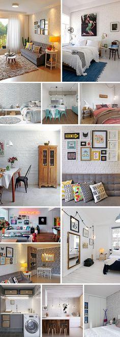 decoracao com tijolinho branco blog anna fasano