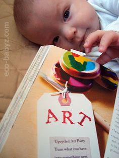 For all of us, the not-so-crafty mamas... Eco-Babyz: Dear Crafty Mama...
