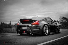 Nissan 370Z.+++ Look for more here - http://goo.gl/mxYqPL