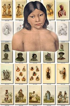 PEOPLE-1 Collection of 249 human body bodies peoples figurines