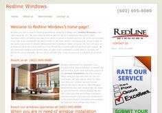 New Window and Door Dealers added to CMac.ws. Redline Windows in Phoenix, AZ - http://window-and-door-dealers.cmac.ws/redline-windows/33917/