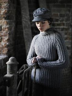 From rowan knitting magazine 46 I have the pattern. Still really want to make!