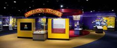 NAHM American Stories, Highlights include the following objects: a fragment of Plymouth Rock, a section of the first transatlantic telegraph cable, the ruby slippers from The Wizard of Oz, baseballs used by Babe Ruth and Sam Streeter, a Kermit the Frog puppet