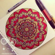 Mandala | We Heart It